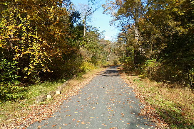 Capital Area Greenbelt Capital Area Greenbelt Wooded serenity between Paxtang and Pembrooke. You would not know that you are in the suburbs.