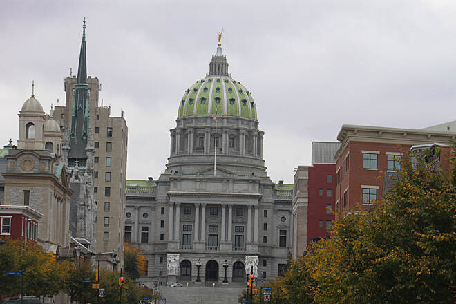 Capital Area Greenbelt Capital Area Greenbelt Capitol building is just a couple of blocks away