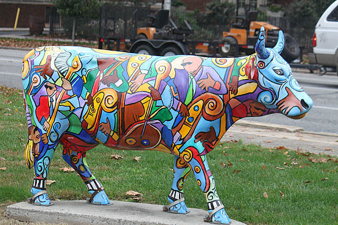 Capital Area Greenbelt Capital Area Greenbelt you might see some cows loose on the streets downtown