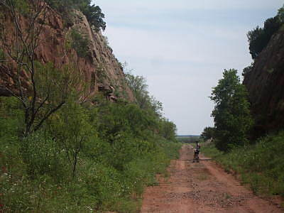 Caprock Canyons State Park Trailway Quitaque Canyon Trail