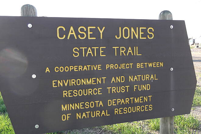 Casey Jones State Trail Casey Jones State Trail, Pipestone, MN
