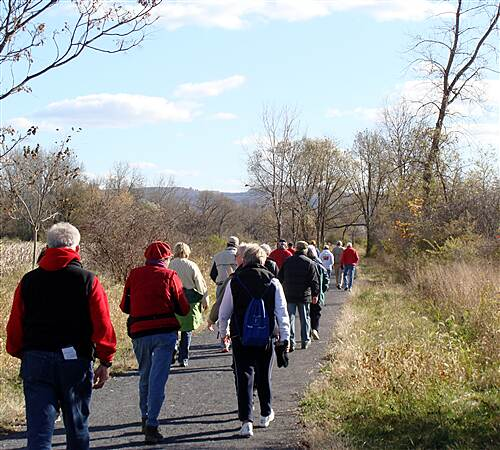 Catharine Valley Trail Lakeside hikers A fall hike from Watkins to Montour Falls