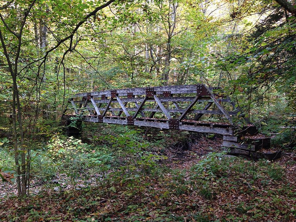 Catharine Valley Trail Bridge at Catharine Valley Tra