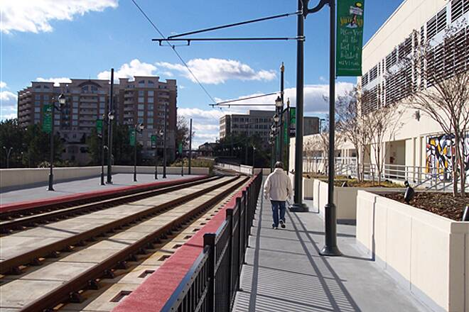 Charlotte Trolley Trail (Charlotte Trolley Rail-with-Trail)