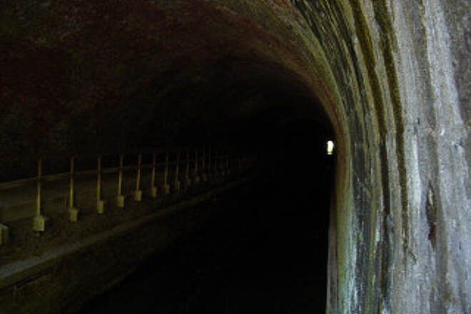 Chesapeake & Ohio Canal National Historical Park Through the Pawpaw Tunnel Bring a flashlight!