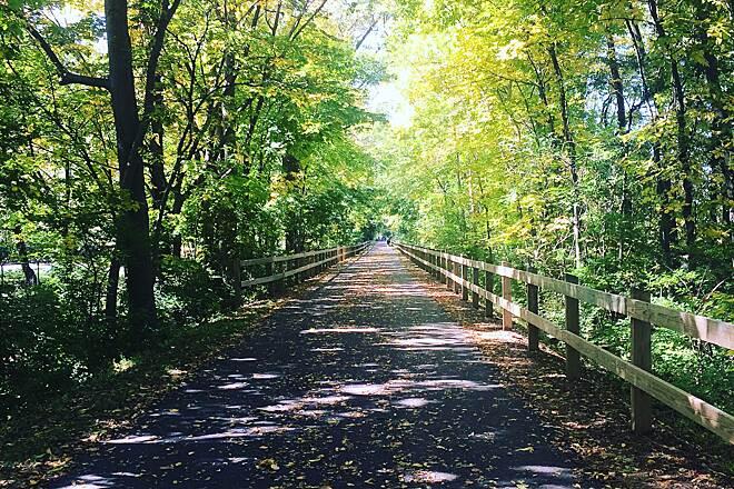 Chester Valley Trail Pennsylvania Trails TrailLinkcom