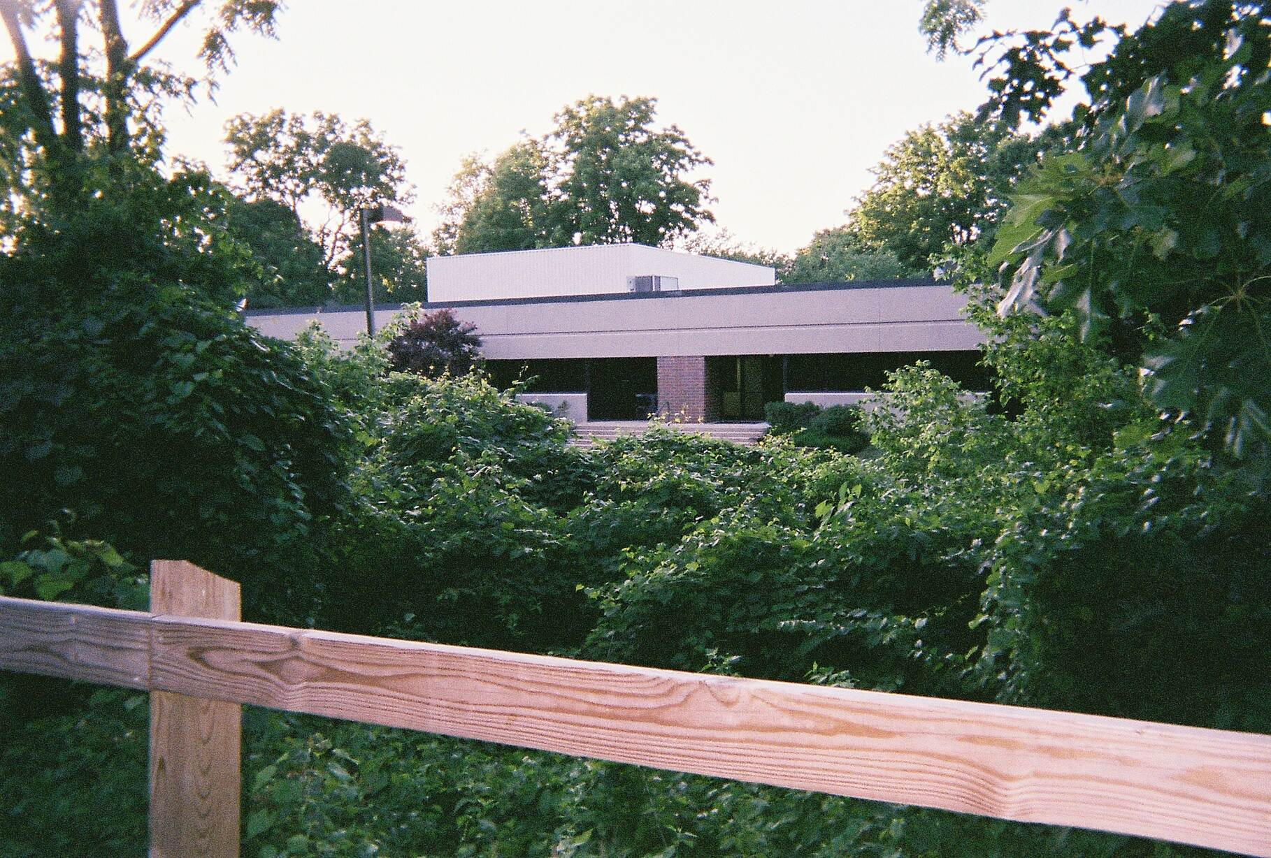 Chester Valley Trail Chester Valley Trail Office buildings are a common site along the trail. Some have already constructed access trails so employees can walk or cycle to and from work.