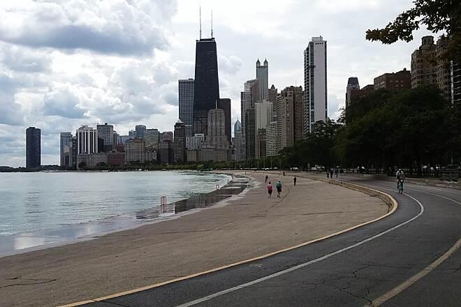 Chicago Lakefront Trail | Illinois Trails | TrailLink