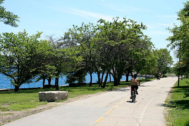 Chicago Lakefront Trail Chicago Lakefront Trail