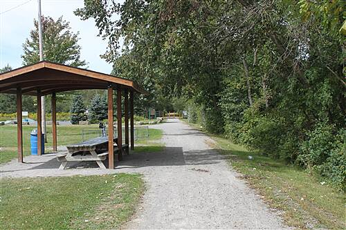 Clarion-Little Toby Trail  Brockway trailhead