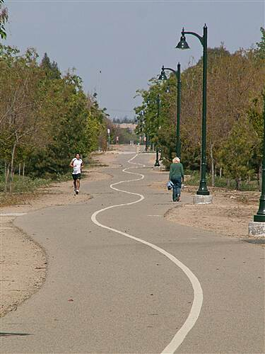 Clovis Old Town Trail