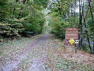 Columbia Trail Hunterdon County Segment