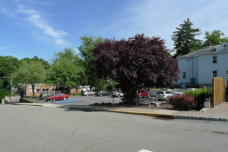 Columbia Trail Parking lot at Main St and Mc Donald St can be used when the trail lot has no space