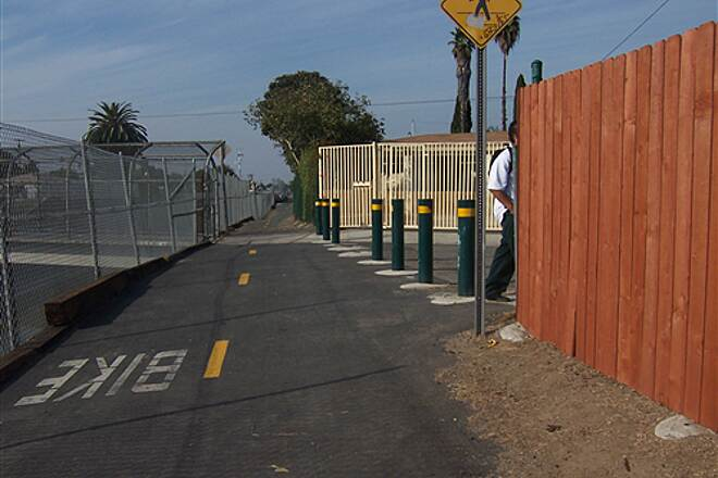 Compton Creek Bike Path Compton Creek Bike Path 51 W. Poplar Street