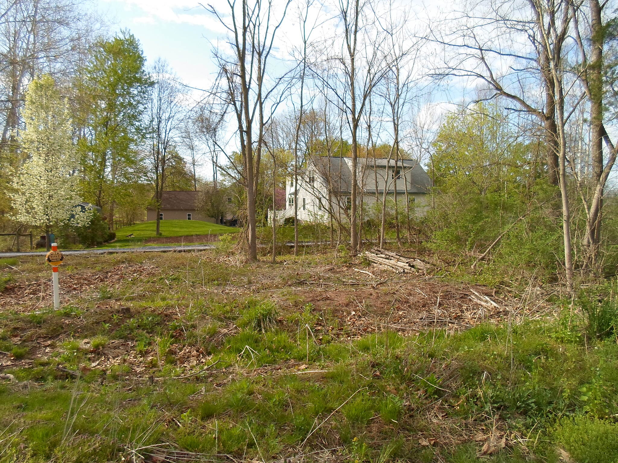 Conewago Recreation Trail Conewago Recreation Trail Homes off the trail near Old Hershey Road.