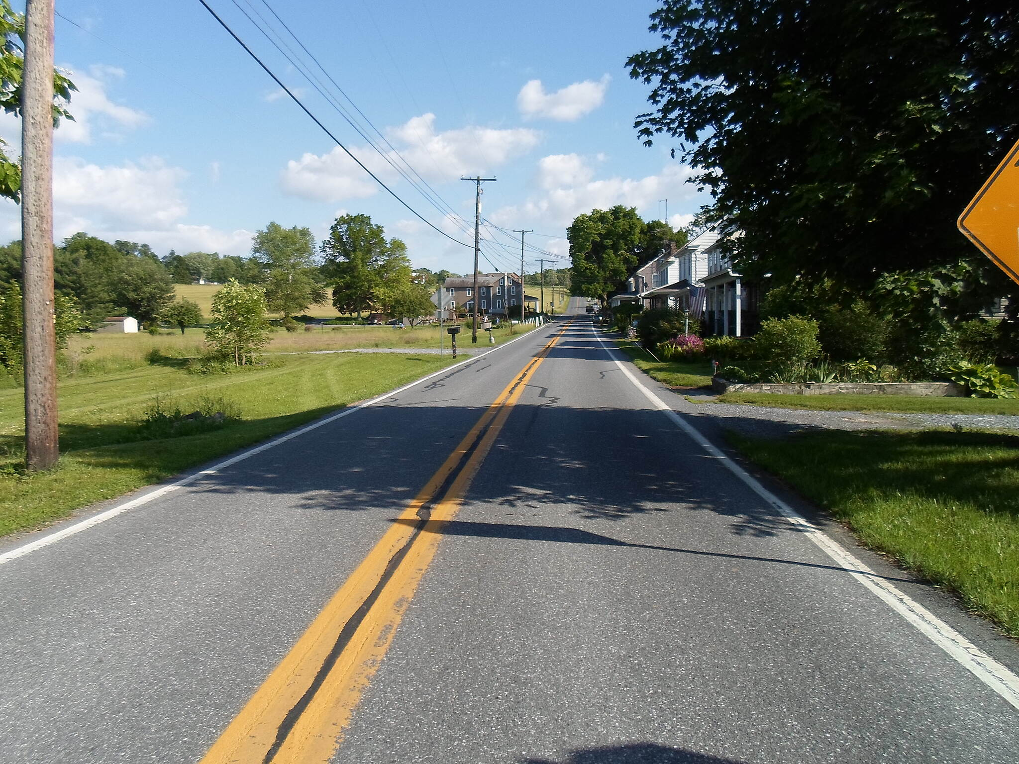 Conewago Recreation Trail Conewago Recreation Trail The quaint, rural village of Bellaire, located on Lancaster County's northern border outside Elizabethtown. Taken June 2015.