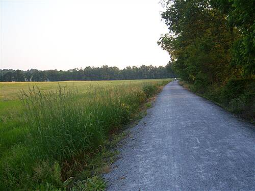 Conewago Recreation Trail Conewago Recreation Trail Taken on a warm spring evening, near Route 230 terminus