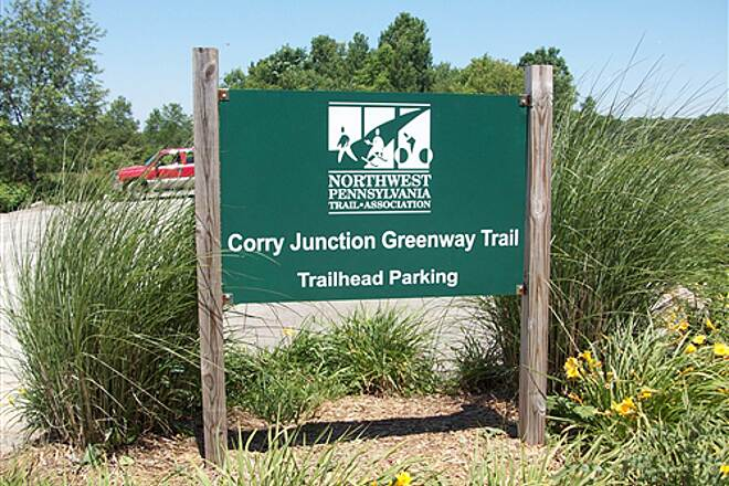 Corry Junction Greenway Trail