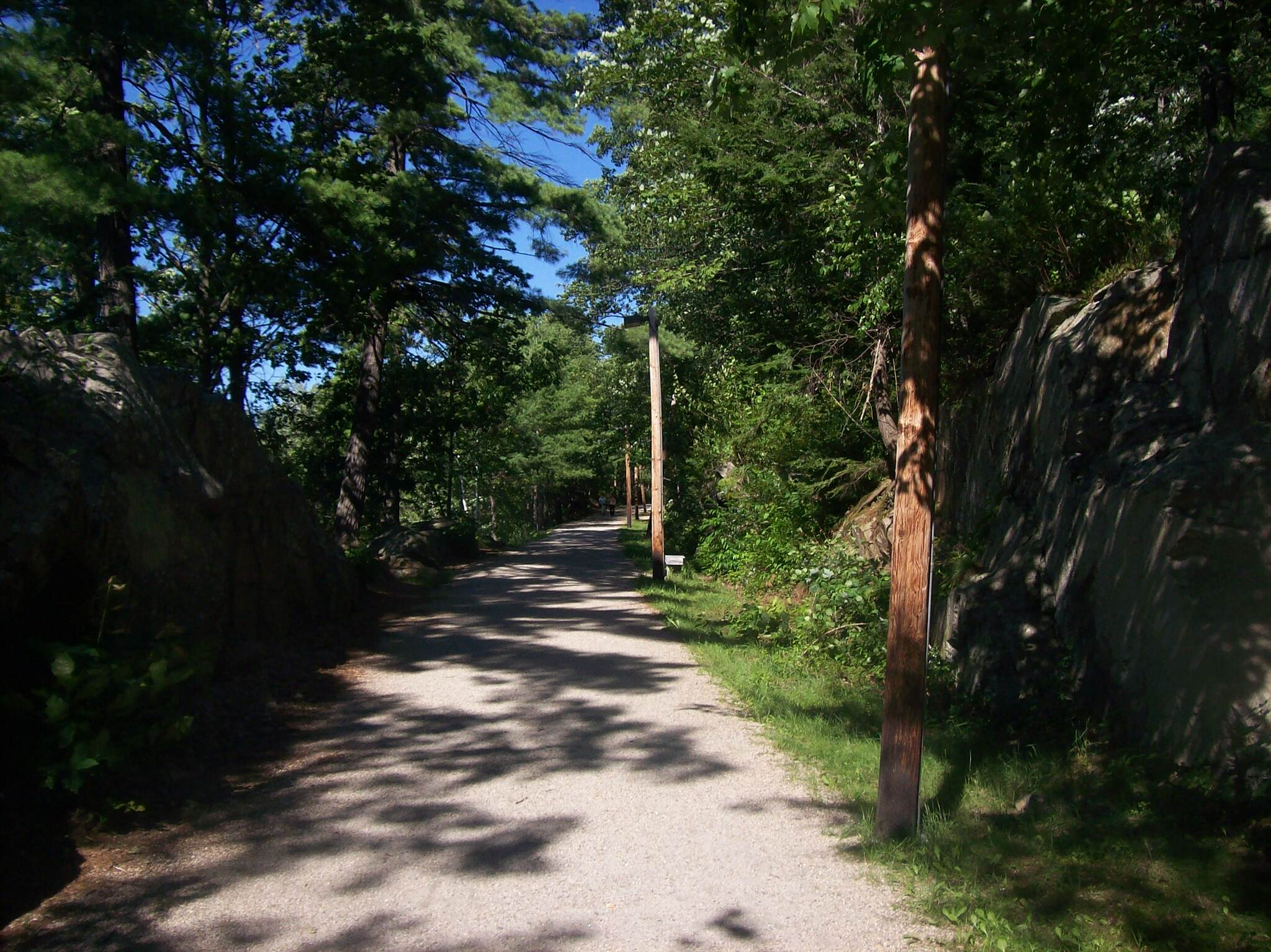 Cotton Valley Rail-Trail Along the Cotton Valley Trail A peaceful, quiet walk or ride from Wolfeboro along shaded paths beside lakes and streams.