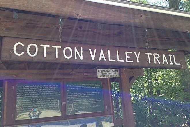 Cotton Valley Rail-Trail Cotton Valley Rail-Trail Photo by j3nnif3r