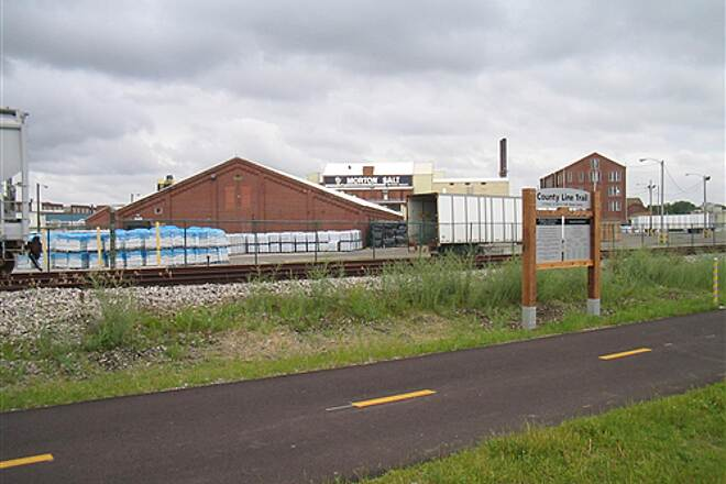 County Line Trail (OH) MM0 - Morton Salt Plant