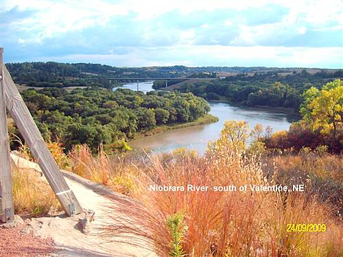 Cowboy Recreation and Nature Trail Cowboy Trail Niobrara River