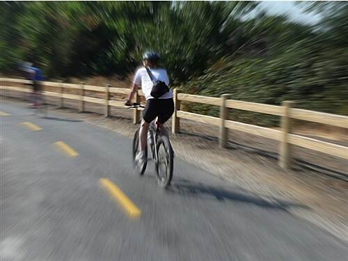 Coyote Creek Trail (San Jose) Recreation and Commuting  The trail supports weekday travel and weekend fun