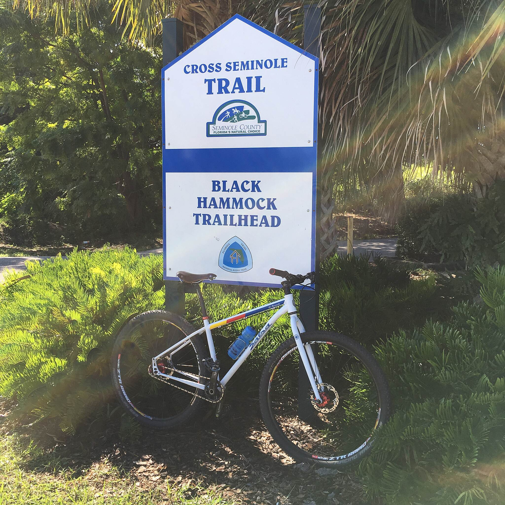 Cross Seminole Trail Cross Seminole Trail