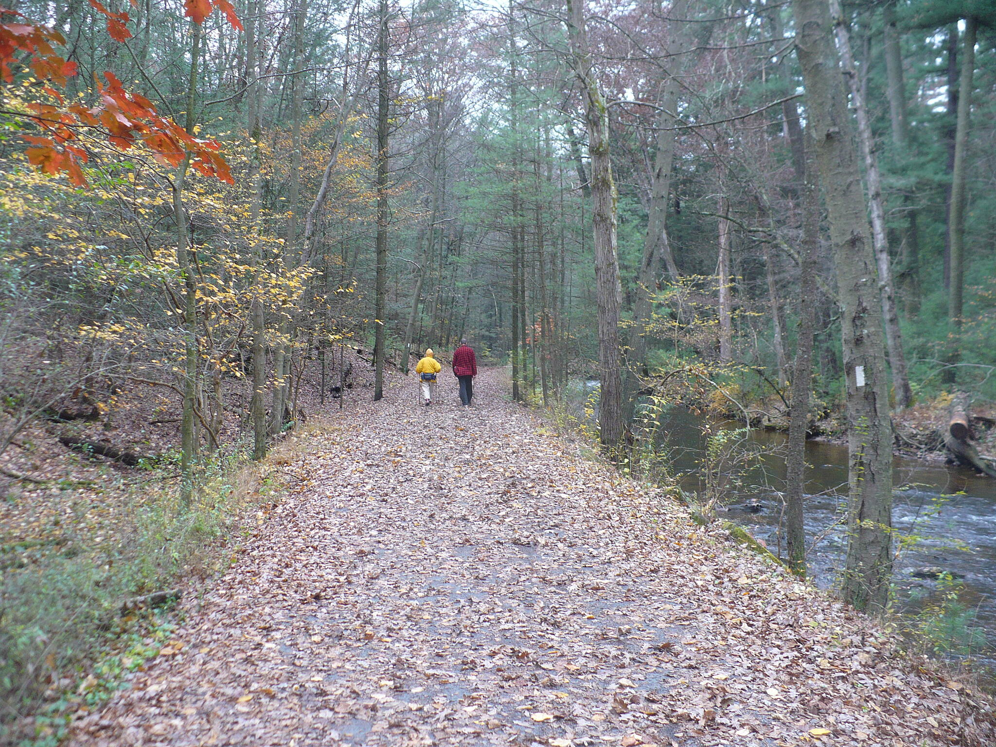 Cumberland County Biker/Hiker Trail Fall 2