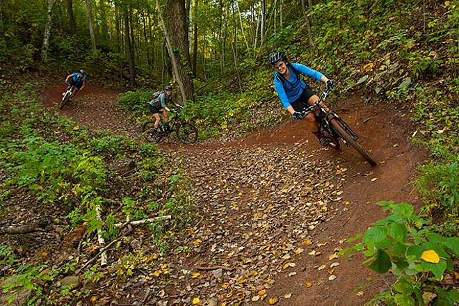 Cuyuna Lakes State Trail Cuyuna Trails are for Everyone