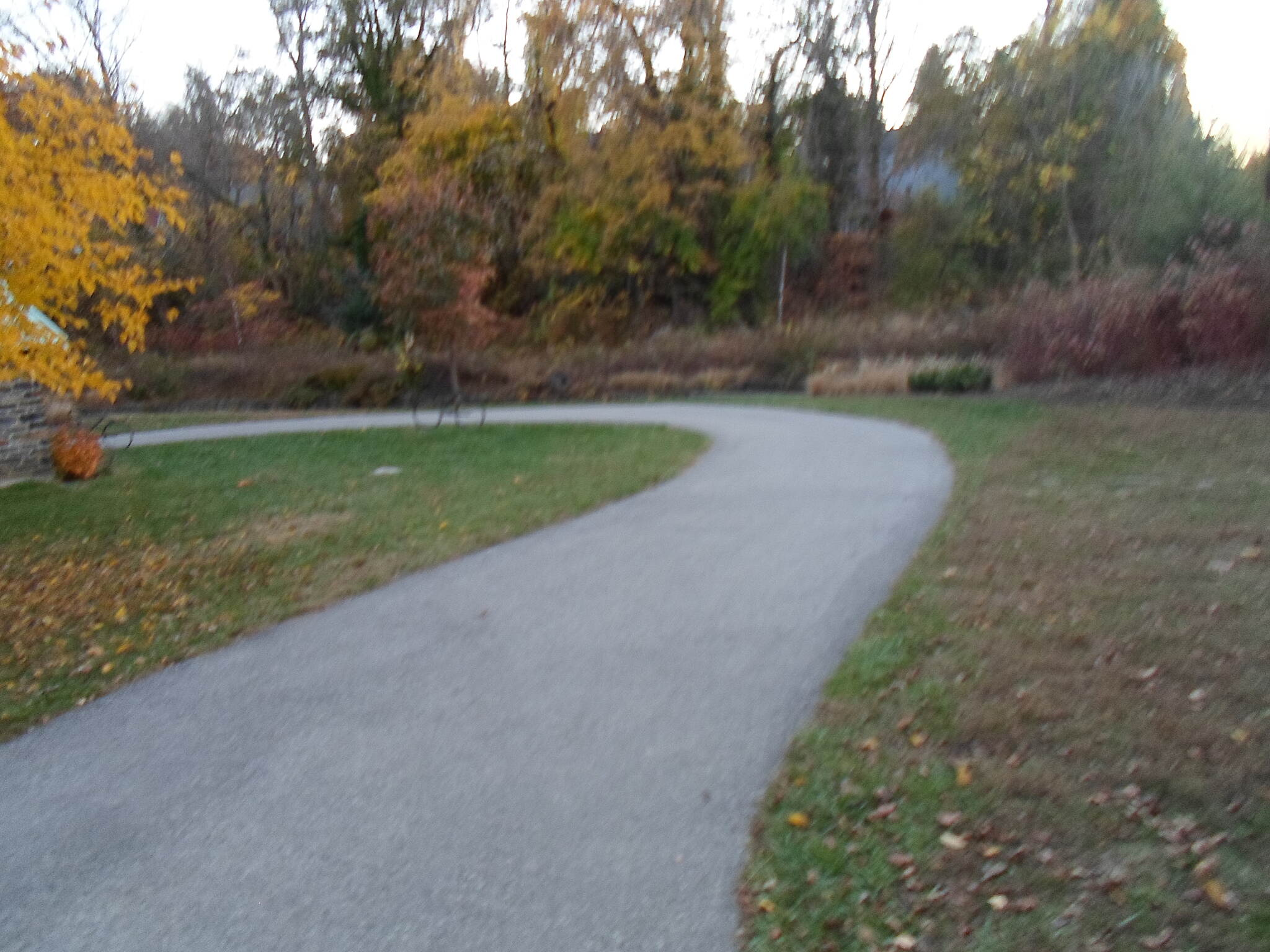 Cynwyd Heritage Trail Cynwyd Heritage Trail Looking down the access path that connects Lower Merion Township to the trail. Taken Nov. 2015.