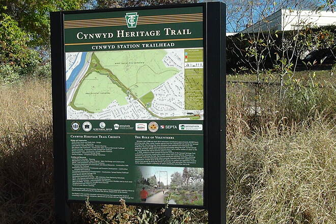 Cynwyd Heritage Trail Cynwyd Heritage Trail Historical Information about trail