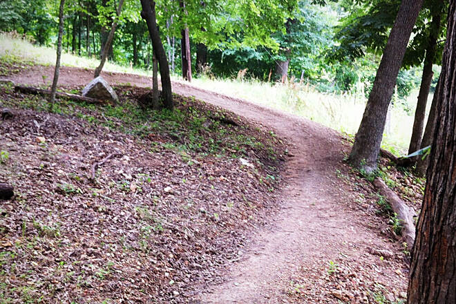 Diamond Springs Road Trail