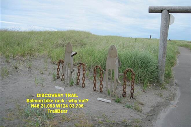 Discovery Trail THE DISCOVERY TRAIL