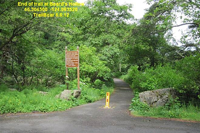 Discovery Trail THE DISCOVERY TRAIL End of this part of the trail.