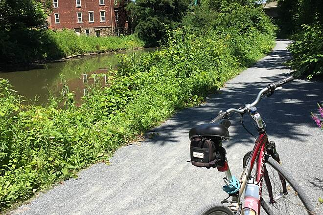 D&L Trail D & L Trail - Lehigh Canal South