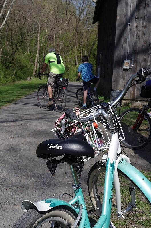 D&L Trail Beautiful ride on the D&L We had a great day on this trail. Beautiful views and friendly people.