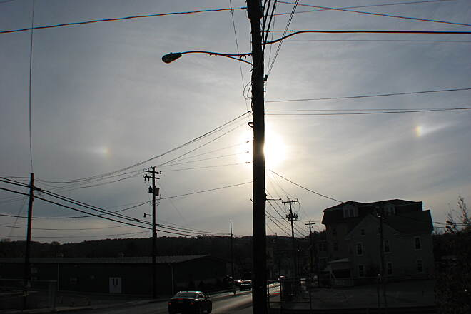 D&L Trail Sundog This Sundog was pictured in 