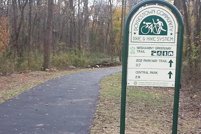 Doylestown Bike and Hike Trails Doylestown Bike & Hike Trails