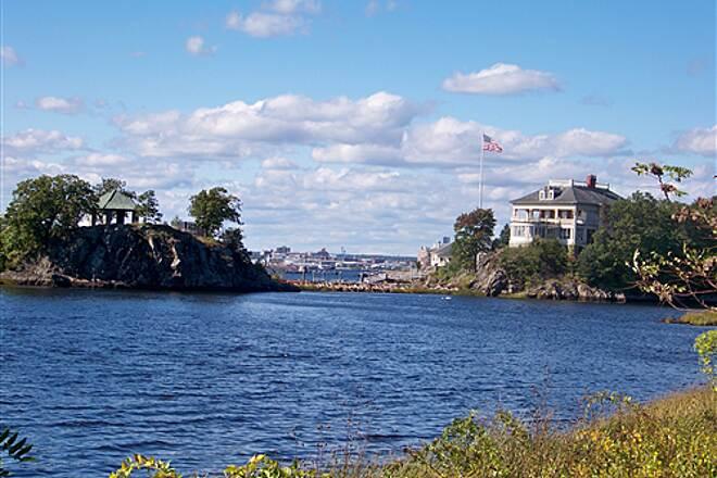 East Bay Trail Rhode Island