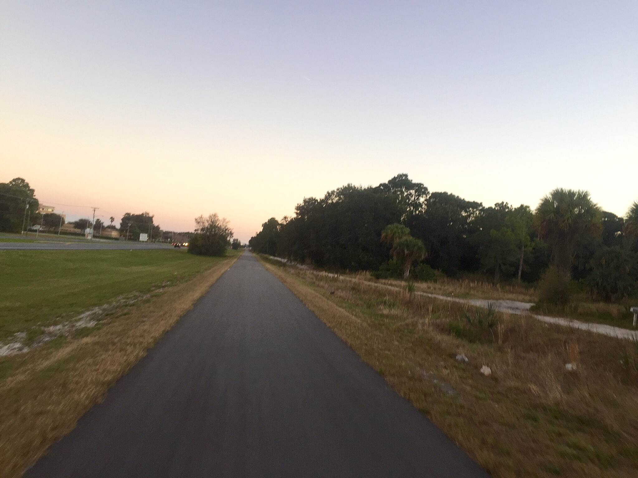 East Central Regional Rail Trail Titusville Portion