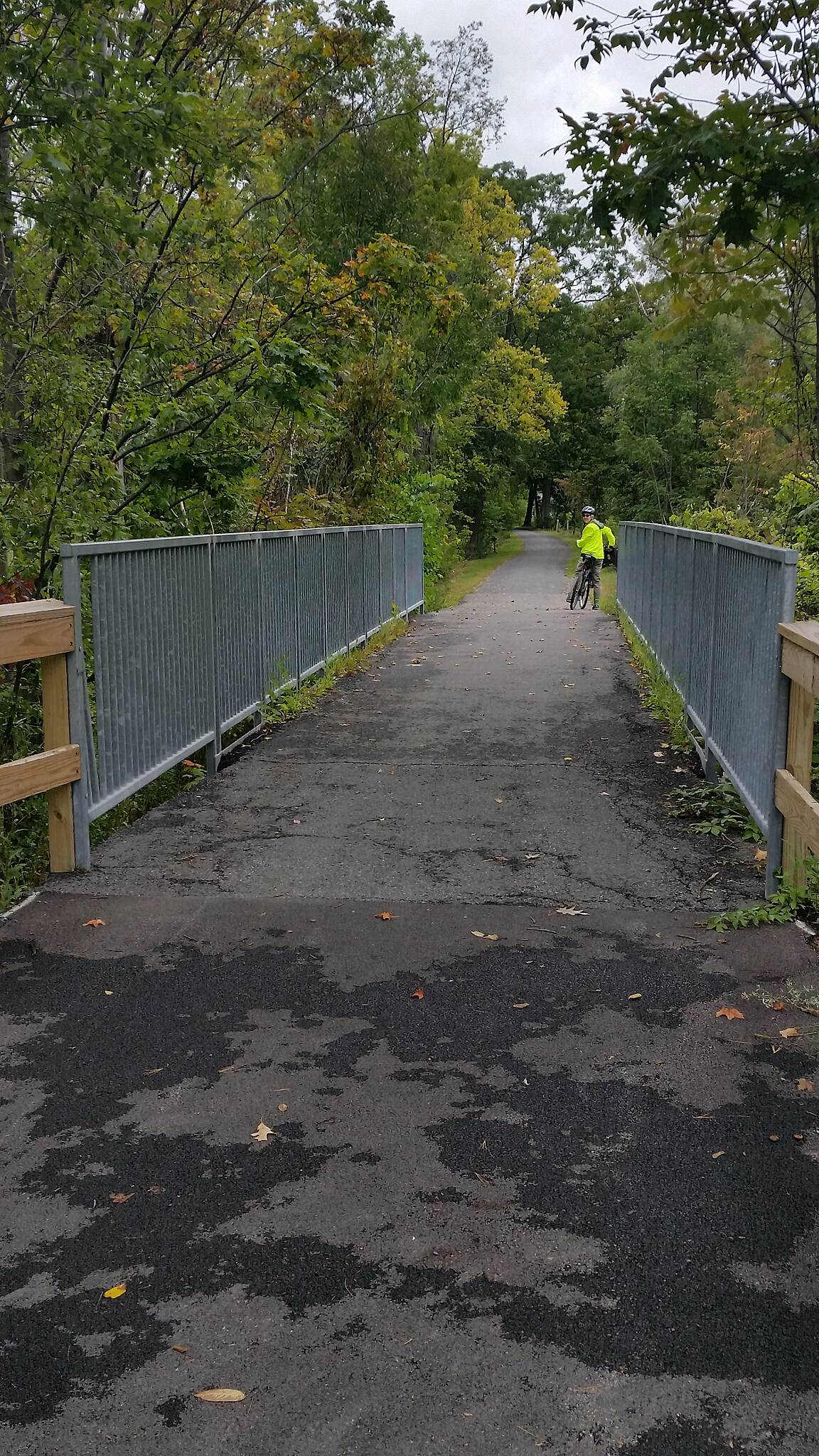 East Ithaca Recreation Way East Ithaca Recreation Way East Ithaca Recreation Way.  Photo taken 9/2017