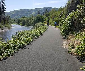 Rails To Trails Idaho Map.Idaho Bike Trails Trail Maps Traillink