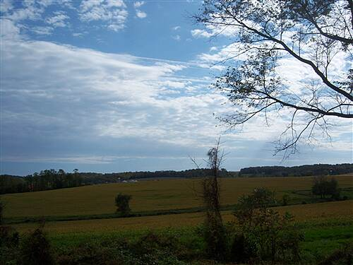 Enola Low Grade Trail Enola Low Grade Trail Vista west of Quarryville. Taken on a brisk, fall day.