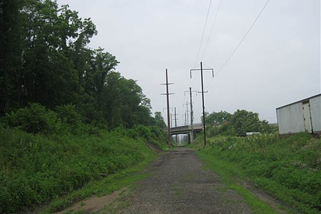 Enola Low Grade Trail On Rt 372 just east of Quarryville