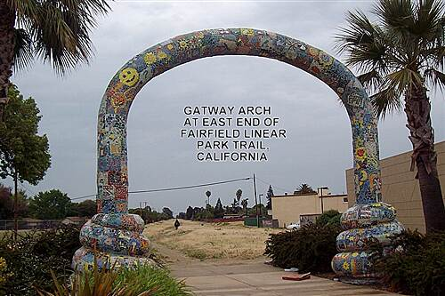 Fairfield Linear Park Fairfield Linear Park Gateway Arch