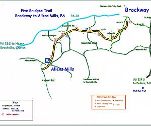 Pennsylvania Walking Trails & Trail Maps | TrailLink on pomfret map, hampton map, middletown map, columbia map, hebron map, manchester map, tar hollow state park map,