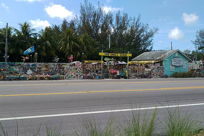 Florida Keys Overseas Heritage Trail Shell Shop