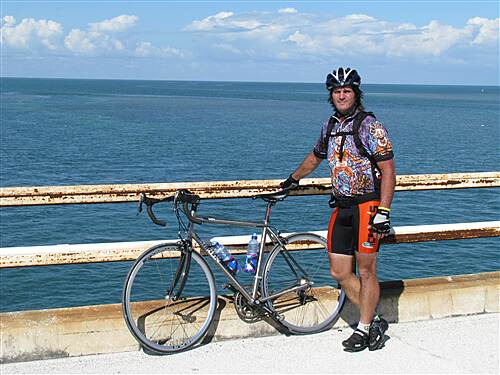 Florida Keys Overseas Heritage Trail James Hessler of Fort Myers Historic Bridge to Pigeon Key