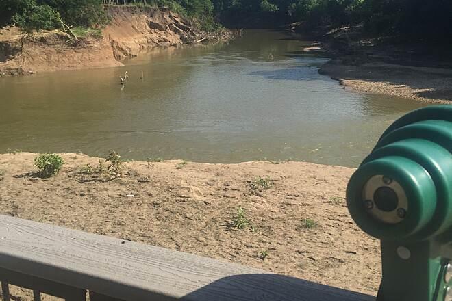 Fort Worth Branch (Trinity River Trails)   Texas Trails